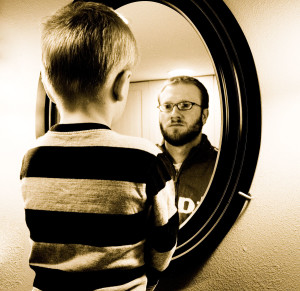 Дети наше зеркало