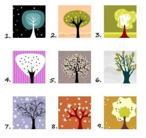 Проективный тест дерево